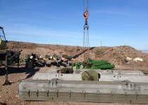 Расснаряжение иизделий 3М9 в Республике Бурятия