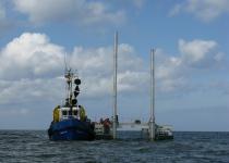 Магнитометрия акватории Балтийского моря